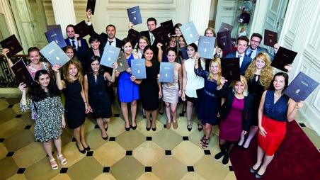 Feierliche Eröffnung des Studienjahres 2016/2017 und Diplomübergabe
