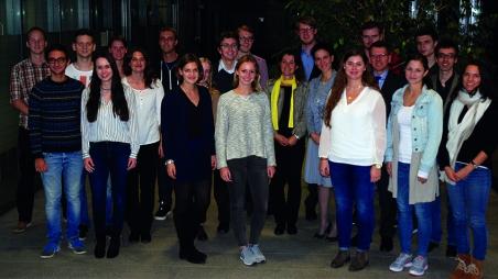 Start in neues Doppelmasterprogramm mit der Universität Passau