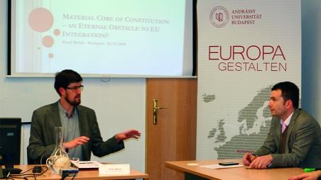 Der materielle Kern der Verfassung als ewige Grenze der EU-Integration – Die tschechische Sicht