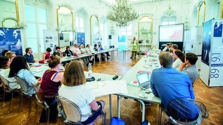 Der Donauraum im Fokus - Flüchtlingskrise und Migration