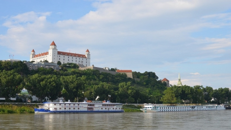 3. Participation Day in der Donauregion: Das YCDN knüpft neue Kontakte in Bratislava