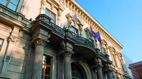 Declaration of Andrássy University Budapest regarding the amendments to Act CCIV of 2011 on National Higher Education in Hungary