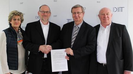 Kooperation mit der Technischen Hochschule Deggendorf