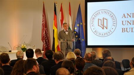 Eröffnung des Zentrums für Diplomatie