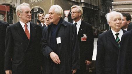 In Memoriam György Hazai (1932-2016)