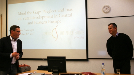 Overcoming urban bias for rural policy making in Central and Eastern Europe