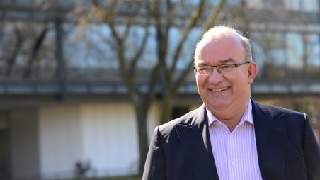Ehemaliger Prorektor der AUB ist Präsident der Helmut-Schmidt-Universität Hamburg