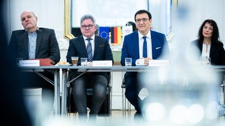 Besuch einer CDU-Delegation aus Baden-Württemberg