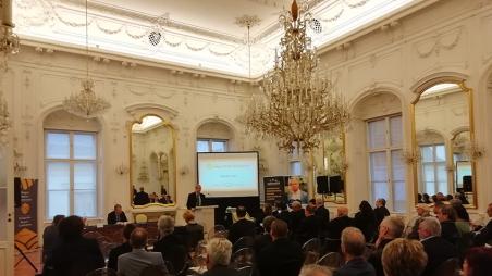 Plenarsitzung der Ungarischen Rektorenkonferenz an der Andrássy Universität Budapest