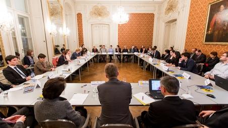 Gründungsfeier des AUB-Alumni-Vereins und 1. Generalversammlung