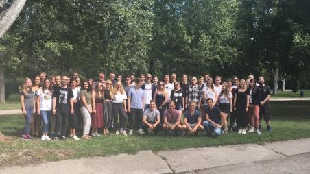 Spiele, Letscho und ein kleines bisschen Slowakei