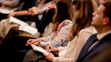 2. Generalsversammlung des Alumni-Vereins