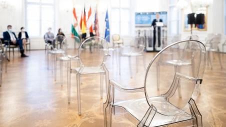 Eröffnungsfeier des Studienjahres 2020/21 an der AUB in Zeiten der Corona-Pandemie