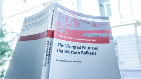 The Visegrad Four and the Western Balkans: Framing Regional Identity