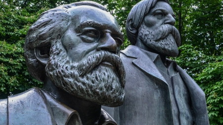 Viele E-Books im Bereich Marx und Marxismus bis Ende September zugänglich