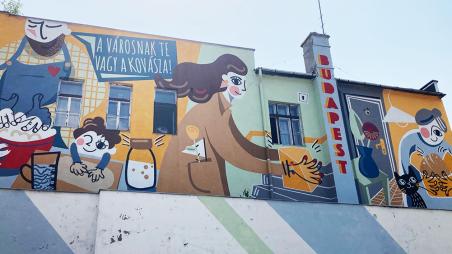 Uniblog: Versteckter Schatz in Budapest
