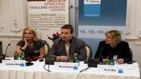 Arbeitsseminar zu den Problemen der Integration der Roma-Minderheit in Ungarn: Fokus Partizipation und Repräsentation