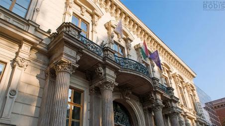 Andrássy Universität Budapest (AUB) wird