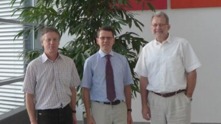 Dr. Hendrik Hansen zum außerplanmäßigen Professor an der Universität Passau ernannt