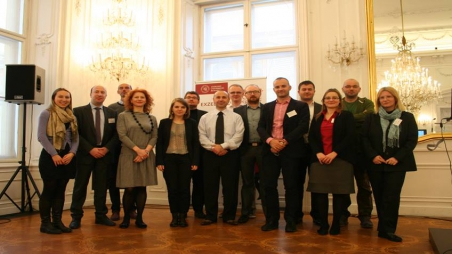 Erstes Treffen des Andrássy Forum for Western Balkan Studies