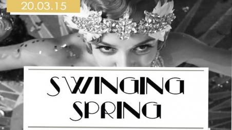 Swinging Spring! Der Andrássy-Frühlingsball 2015