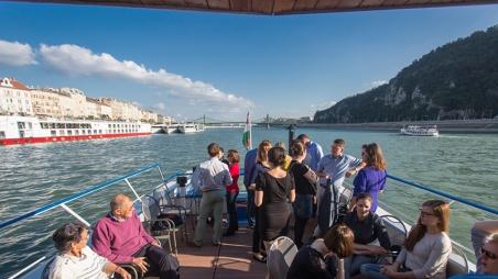 Donauschifffahrt des Alumni-Vereins
