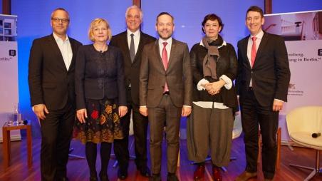 Prof. Dr. Ellen Bos beim 4. Donausalon