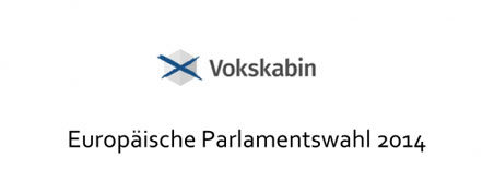 VOKSKABIN zur Europawahl 2014 ist online