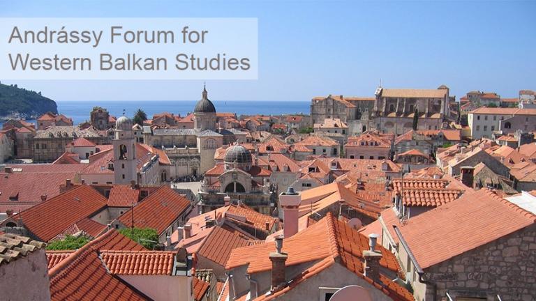 Western  Balkan Studies