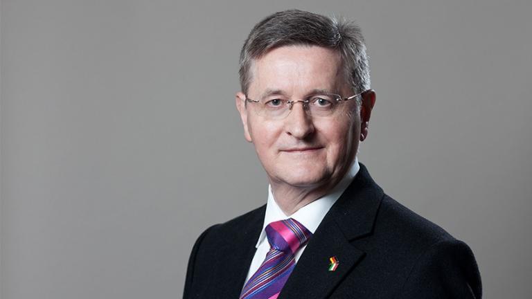 Prof. em. Dr. rer. pol. Siegfried F.  FRANKE